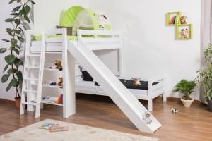kinderbett mit rutsche info vergleich kinderbett kaufen info und preistipps. Black Bedroom Furniture Sets. Home Design Ideas